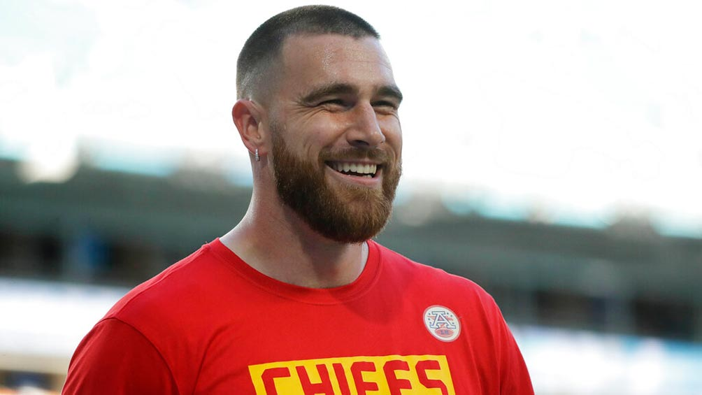 Chiefs Travis Kelce Renov U00f3 Con Kansas City Hasta 2025 Y