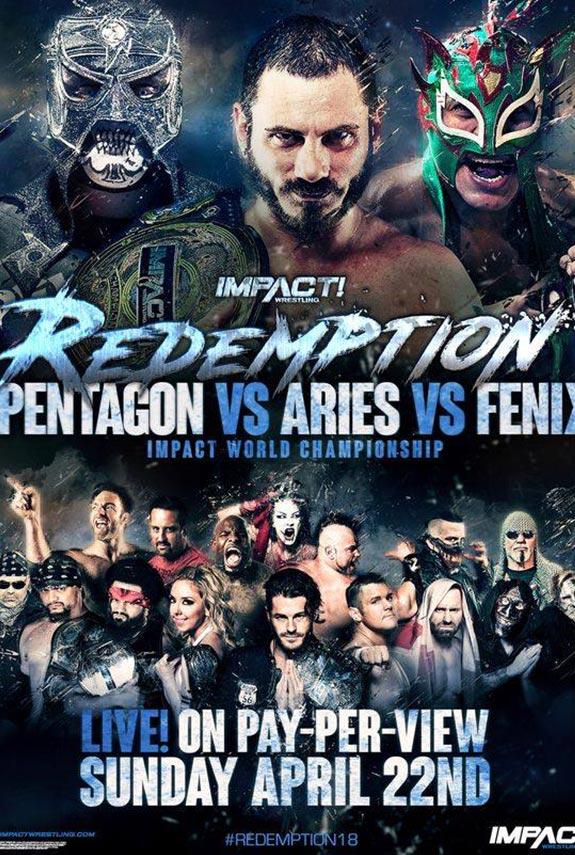 Austin Aries enfrentará a Penta y Fénix