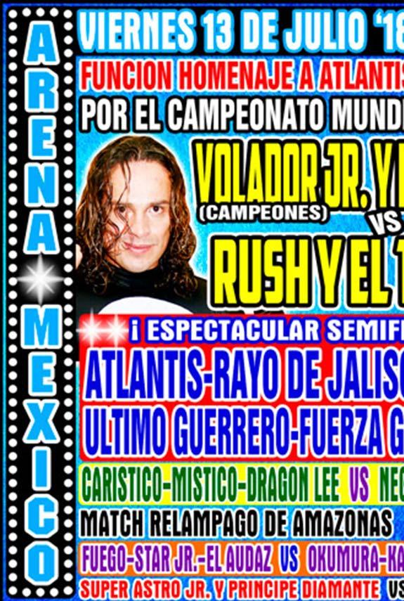 Los Ingobernables, por los títulos en Pareja CMLL