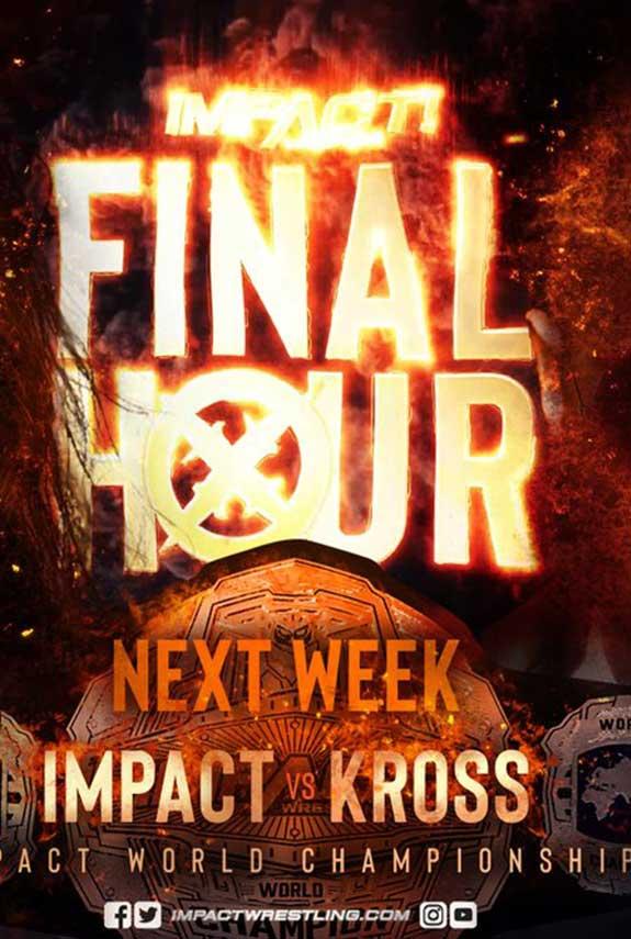 Johnny Impact enfrenta a Killer Kross
