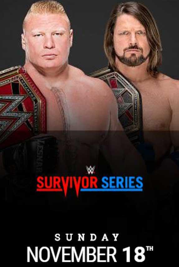 Duelo de campeones en Survivor Series