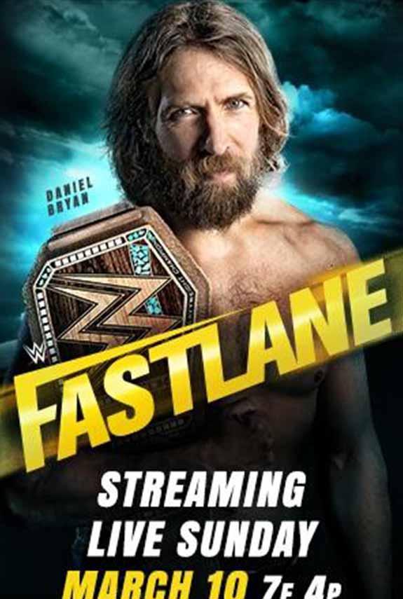 Fastlane, el previo de WrestleMania 35