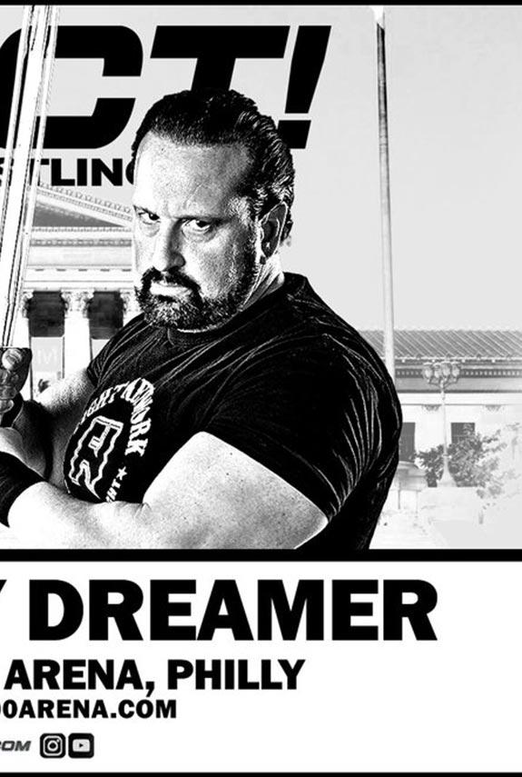 RVD se medirá a Tommy Dreamer