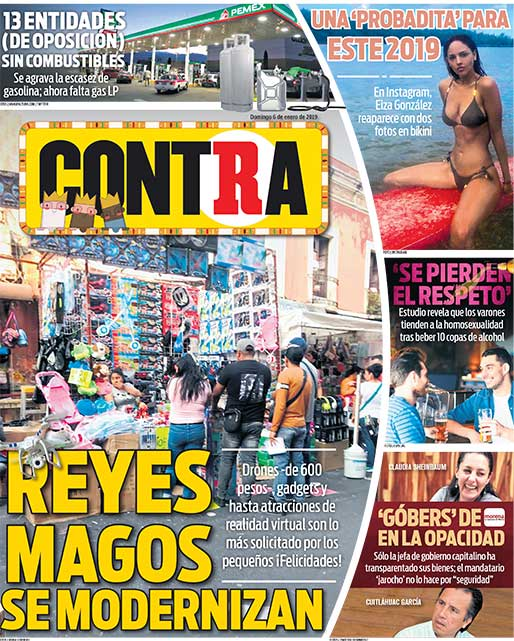 Portada Contra 06-01-2019