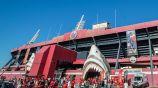 Inmediaciones del Estadio Luis 'Pirata' Fuente