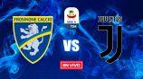 EN VIVO Y EN DIRECTO: Frosinone vs Juventus
