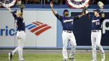 Brewers celebran su segundo triunfo ante los Dodgers