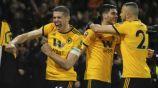 Raúl festeja gol contra el Manchester United