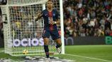 Kylian Mbappé festeja gol con el PSG
