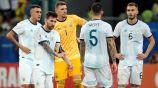 Argentina se lamenta tras derrota contra Colombia