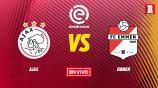 EN VIVO y EN DIRECTO: Ajax vs Emmen