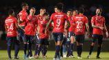 Jugadores de Veracruz tras el juego ante Tigres del A2019