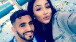 Rihad Mahrez y su espesa Rita