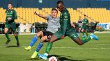 Eryc Castillo marcó el segundo gol de Santos