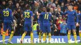 Los jugadores del Chelsea celebrando la victoria