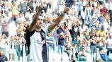 Cristiano Ronaldo festeja una anotación
