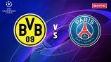 EN VIVO Y EN DIRECTO: Borussia Dortmund vs Psg