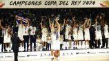 Real Madrid se consagró campeón de la Copa del Rey al vencer a Unicaja