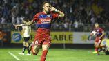 Chicote Calderón, durante un juego de Chivas