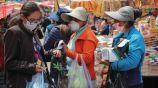 Venta de comercio informal en Colombia