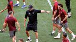 Liverpool y Manchester United regresaron a los entrenamientos grupales