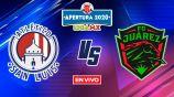 EN VIVO Y EN DIRECTO: Atlético de San Luis vs FC Juárez