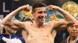 Maravilla Martínez en una pelea contra Martin Murray