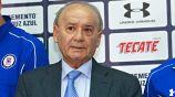 Billy Álvarez durante una conferencia de prensa en La Noria