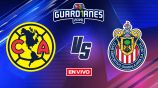 EN VIVO Y EN DIRECTO:  América vs Chivas Guardianes 2020 J11