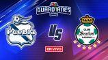 EN VIVO Y EN DIRECTO: Puebla vs Santos