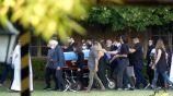 Los restos de Maradona son ingresados al cementerio privado Jardín Bella Vista