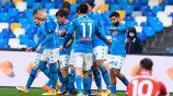 Chucky Lozano: Anotó gol en aplastante triunfo del Napoli sobre Fiorentina