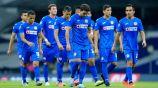 Jugadores de Cruz Azul tras caer vs Puebla