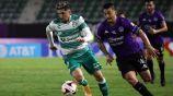 Acciones entre Santos y Mazatlán FC