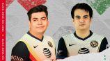 Kalel y Six, los jugadores del América en la eLiga