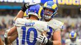 NFL: Rams cortó racha de victorias de Buccaneers de la mano de Matthew Stafford