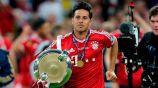 Pizarro con la Champions