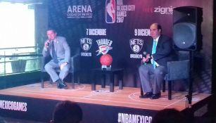 Raúl Zárraga, director general de la NBA en México