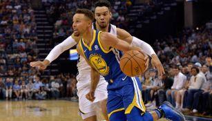 Stephen Curry enfrenta a los Grizzlies de Memphis