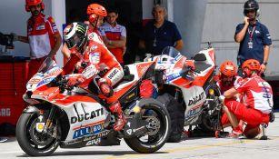 Jorge Lorenzo, piloto del equipo Ducati