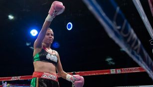 Irma García tras la pelea contra Honey Mae Bermoy