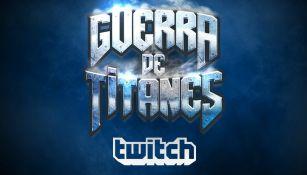 Guerra de Titanes será el segundo evento que transmita la plataforma Twitch
