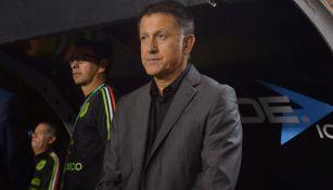 Osorio, previo a un partido de la Selección Mexicana