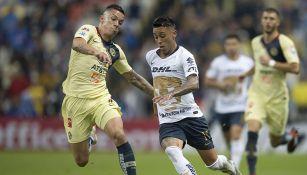 Uribe aprieta la marca en Clásico Capitalino