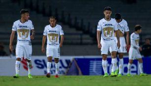 Pumas se lamenta tras caer frente a Atlas en Copa MX