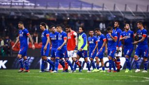 Cruz Azul se lamenta tras la derrota contra América en la Final del A2018