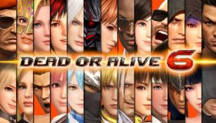 Dead or Alive 6 ya está disponible