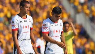 Lobos Buap se lamenta tras una derrota