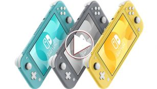 El Switch Lite estará disponible en tres diferentes colores