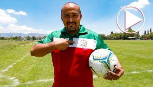 Mario Delgado, entrenador de la Selección Mexicana de Médicos